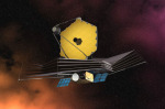 James Webb Space Telescope (JWST) - kresba Foto: ESA